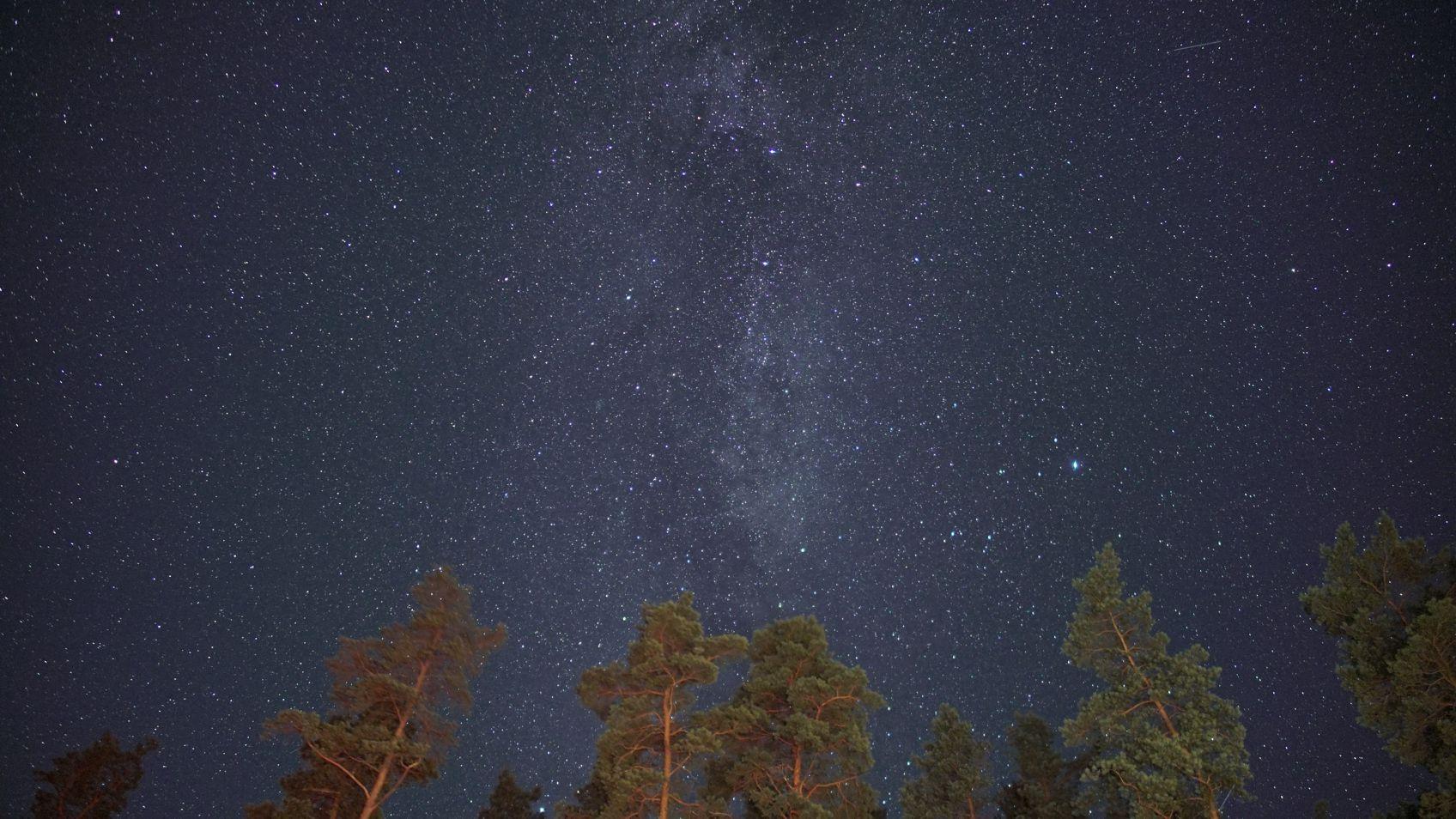 Jak uchwycić na zdjęciu rozgwieżdżone niebo?